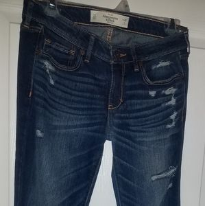 Abercrombie Jeans NWT